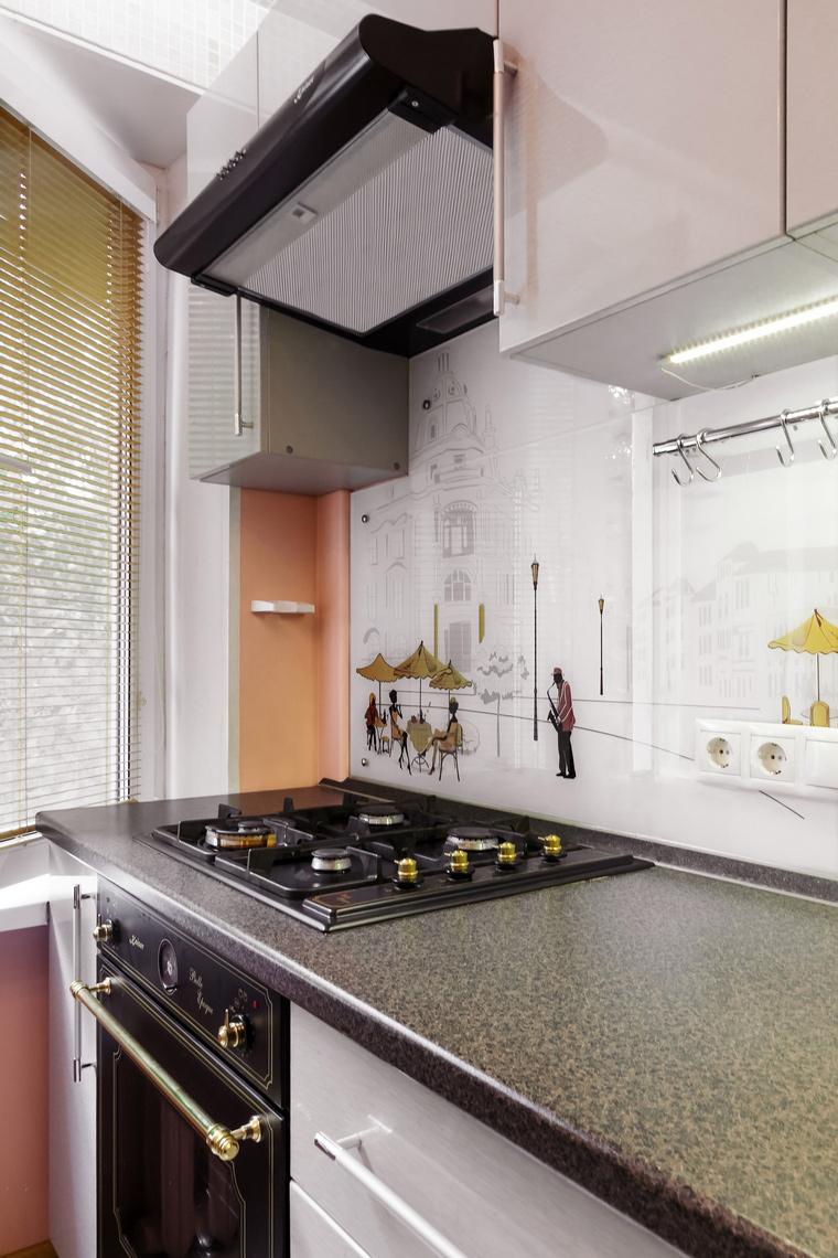 Фото № 63286 кухня  Квартира