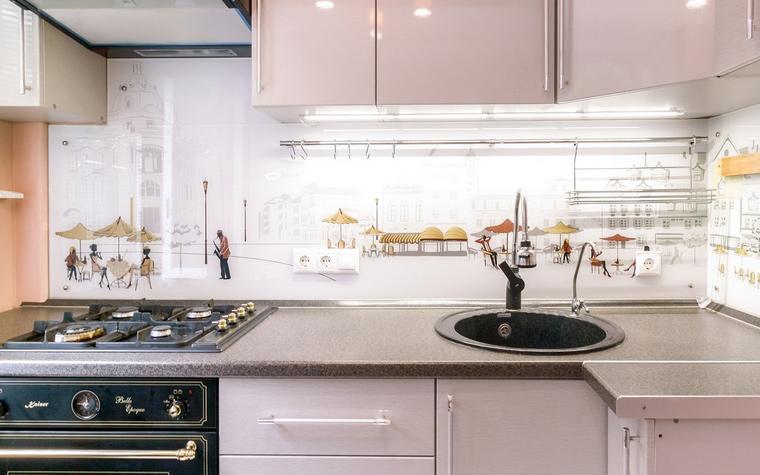 Фото № 63287 кухня  Квартира