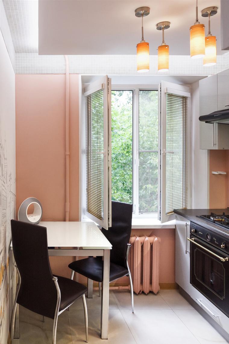 Фото № 63282 кухня  Квартира