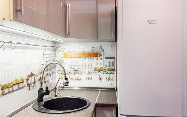 Фото № 63283 кухня  Квартира