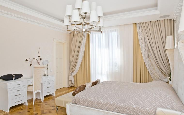 интерьер спальни - фото № 63295