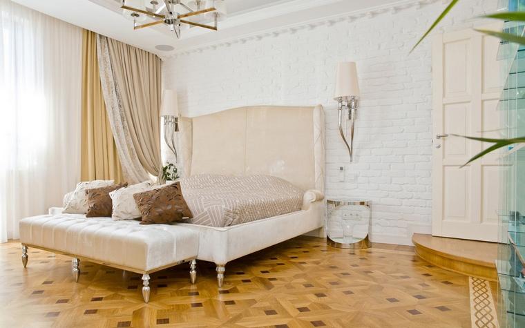 Фото № 63296 спальня  Квартира