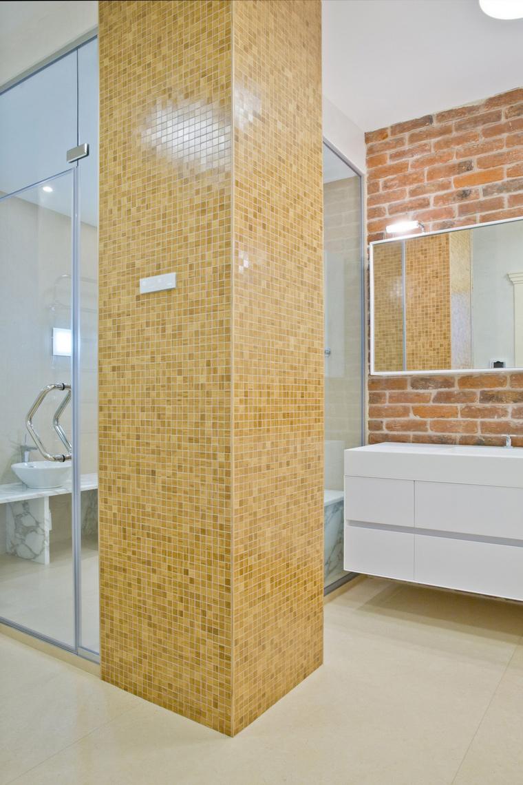 Фото № 63299 ванная  Квартира