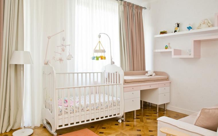 Фото № 63297 детская  Квартира