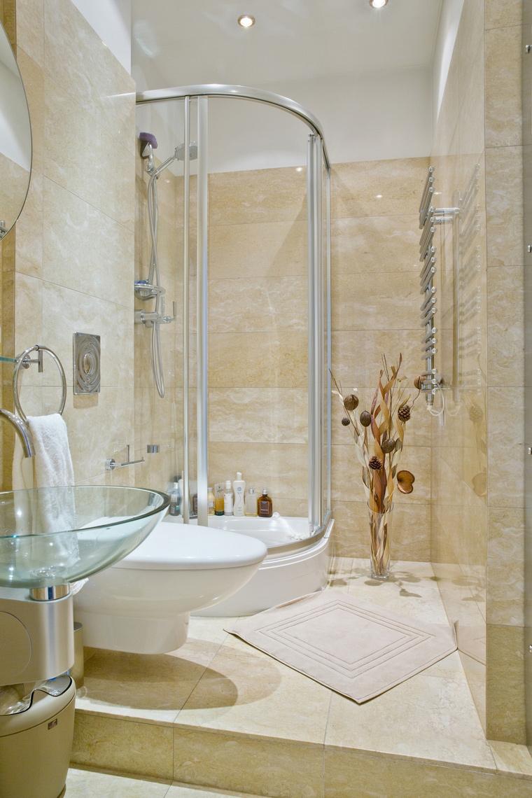 Фото № 63302 ванная  Квартира