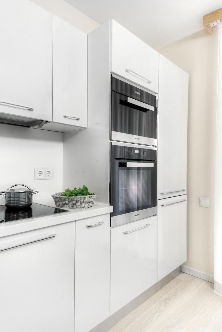 Квартира. кухня из проекта , фото №63356