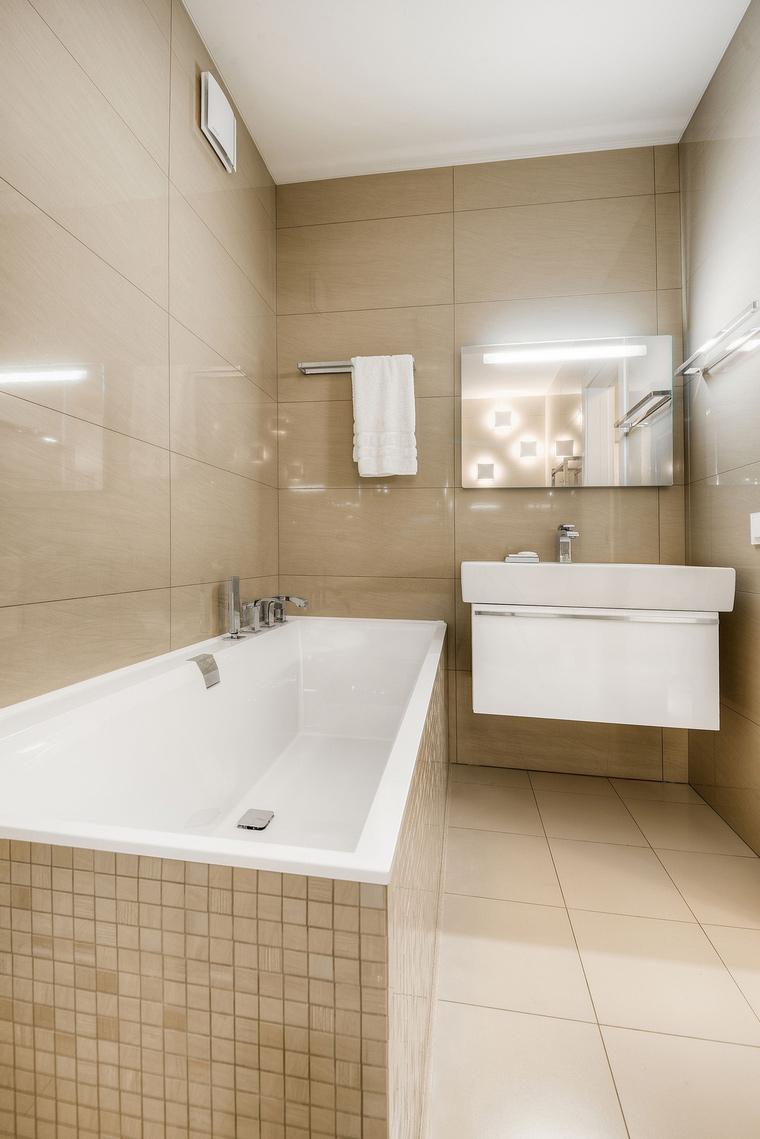 Квартира. ванная из проекта , фото №63354