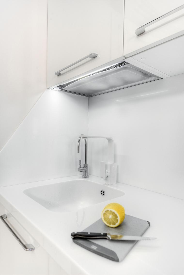 Квартира. кухня из проекта , фото №63357