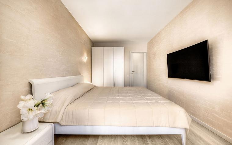 Квартира. спальня из проекта , фото №63339