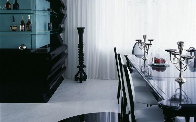 Квартира. столовая из проекта , фото №63361
