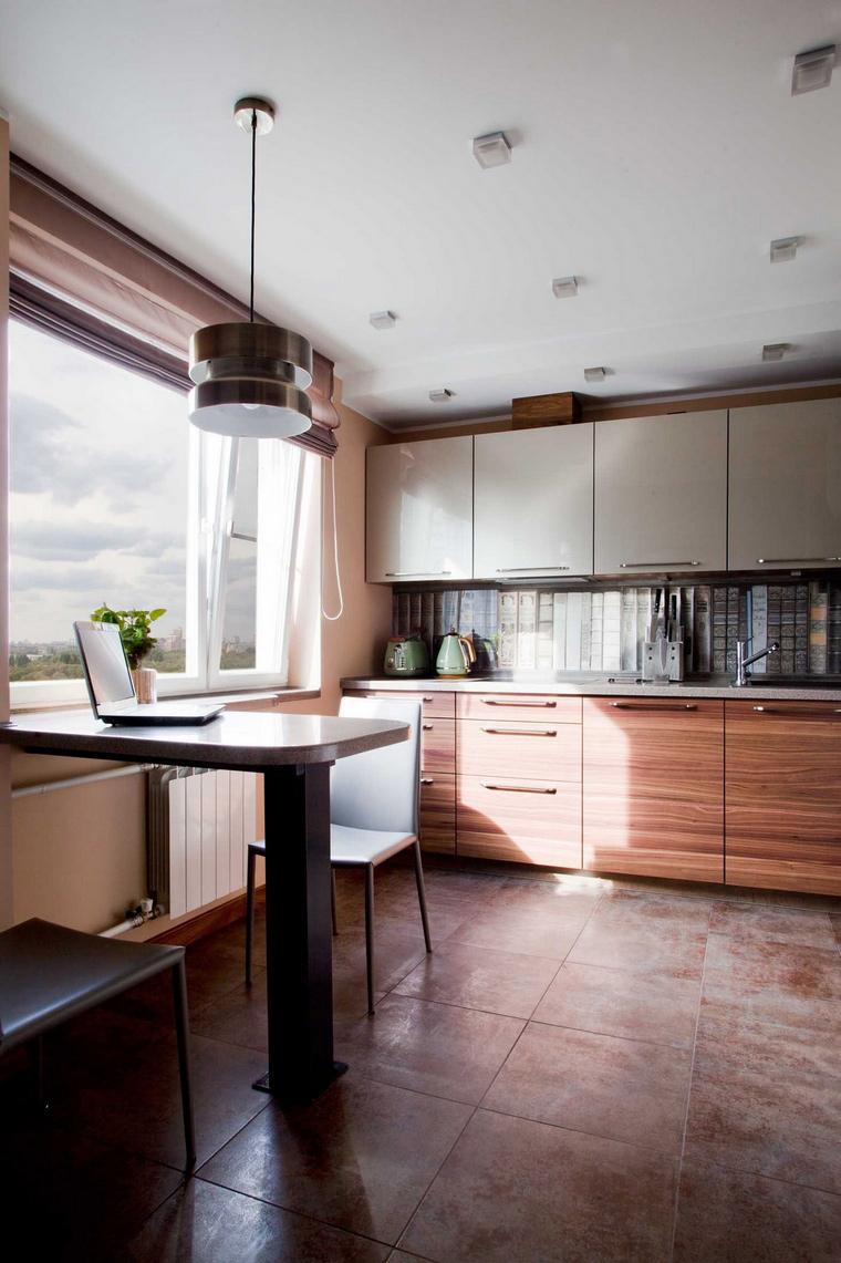 Фото № 63370 кухня  Квартира