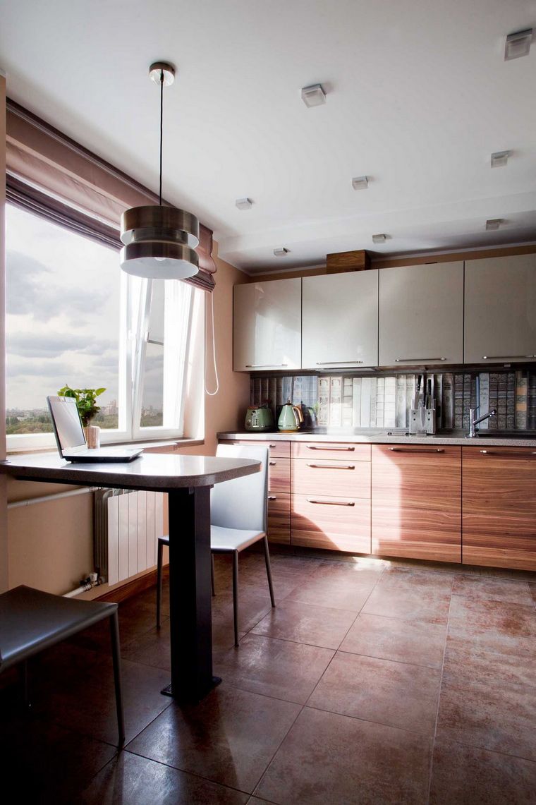 интерьер кухни - фото № 63370