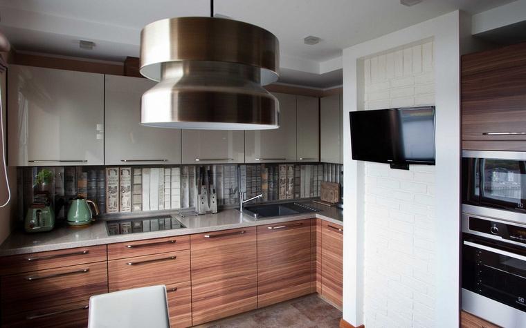 интерьер кухни - фото № 63373