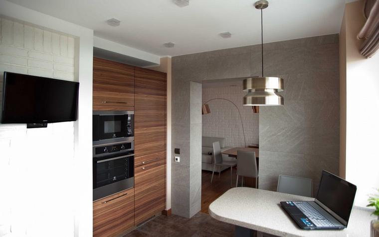 Фото № 63374 кухня  Квартира