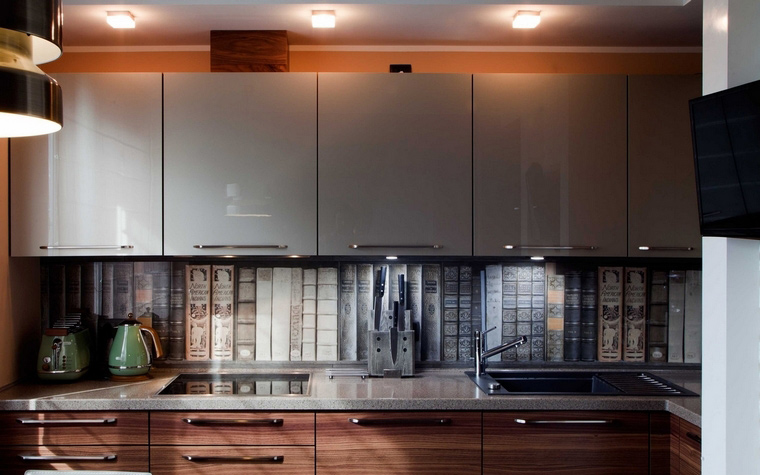 интерьер кухни - фото № 63375