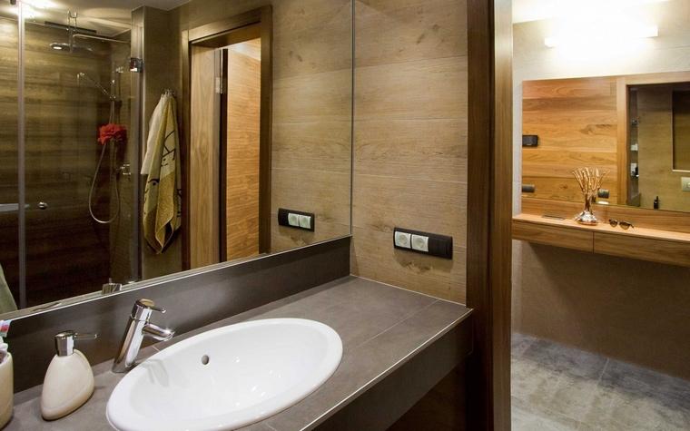 Фото № 63386 ванная  Квартира