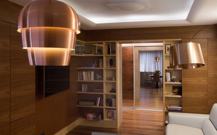Фото № 63363 гостиная  Квартира