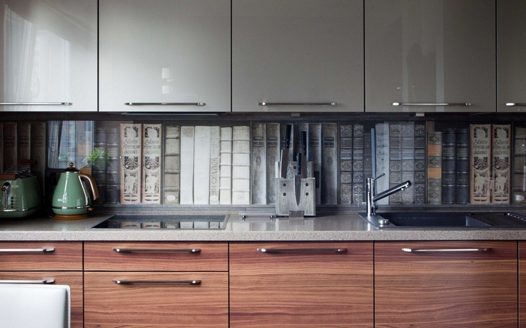 интерьер кухни - фото № 63371