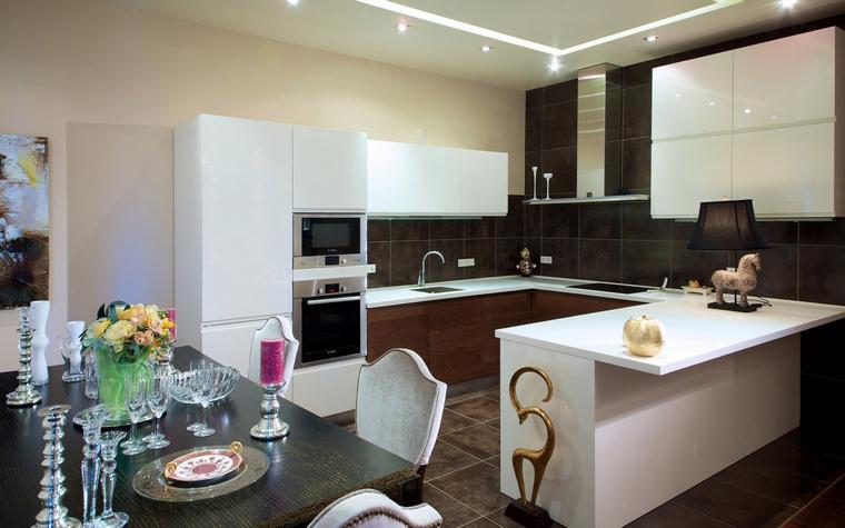 интерьер кухни - фото № 63396
