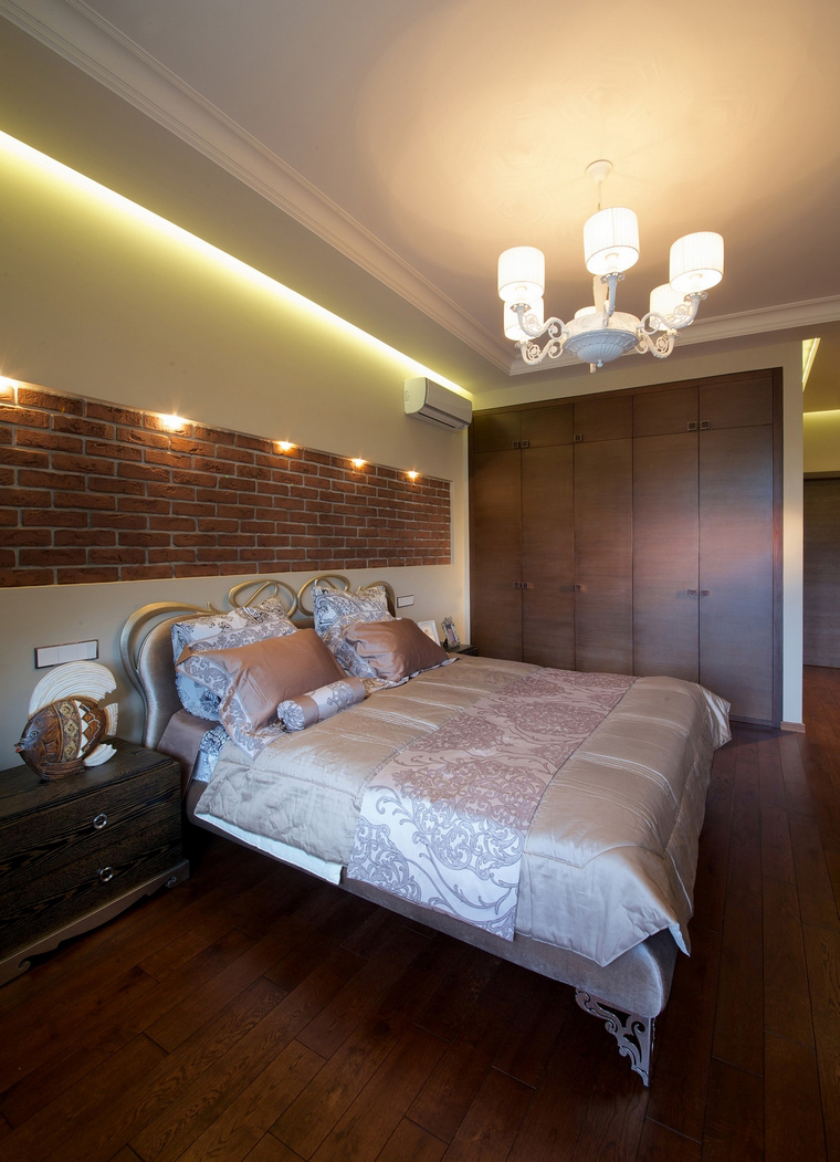 Фото № 63397 спальня  Квартира