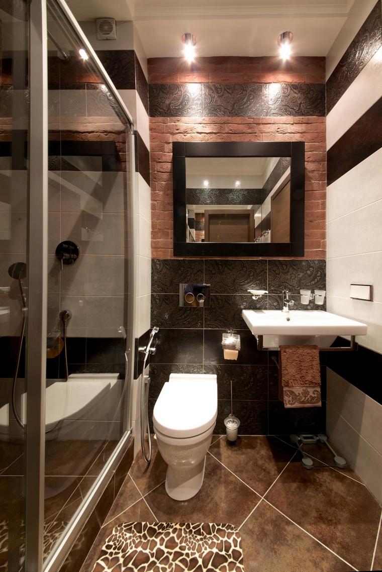 Фото № 63402 ванная  Квартира