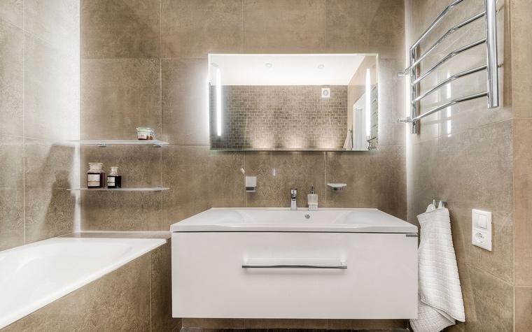 интерьер ванной - фото № 63480
