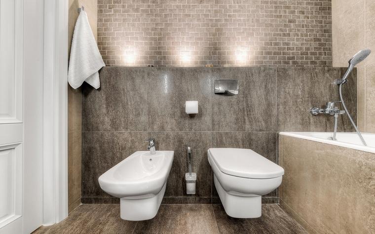 интерьер ванной - фото № 63482