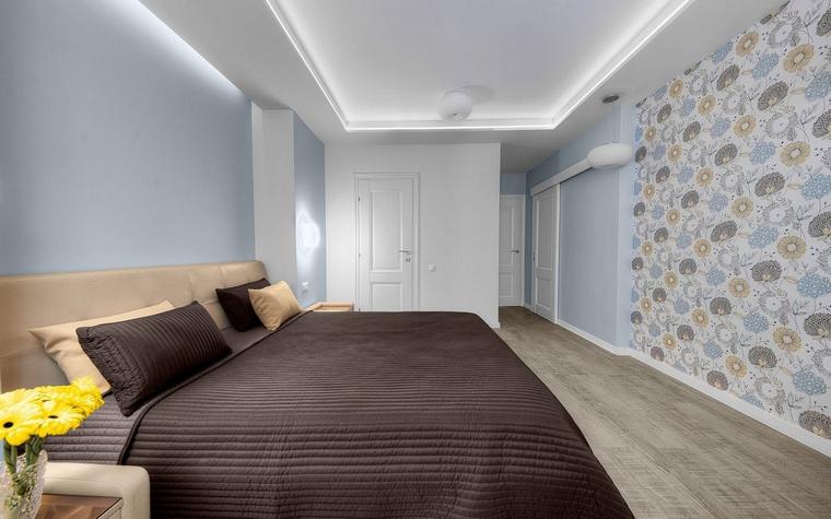 Фото № 63468 спальня  Квартира