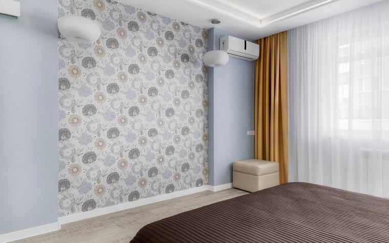 Квартира. спальня из проекта , фото №63469