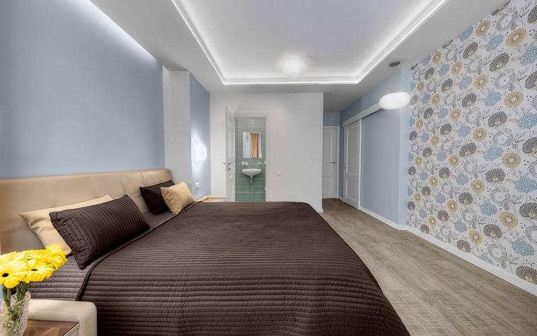 Фото № 63470 спальня  Квартира