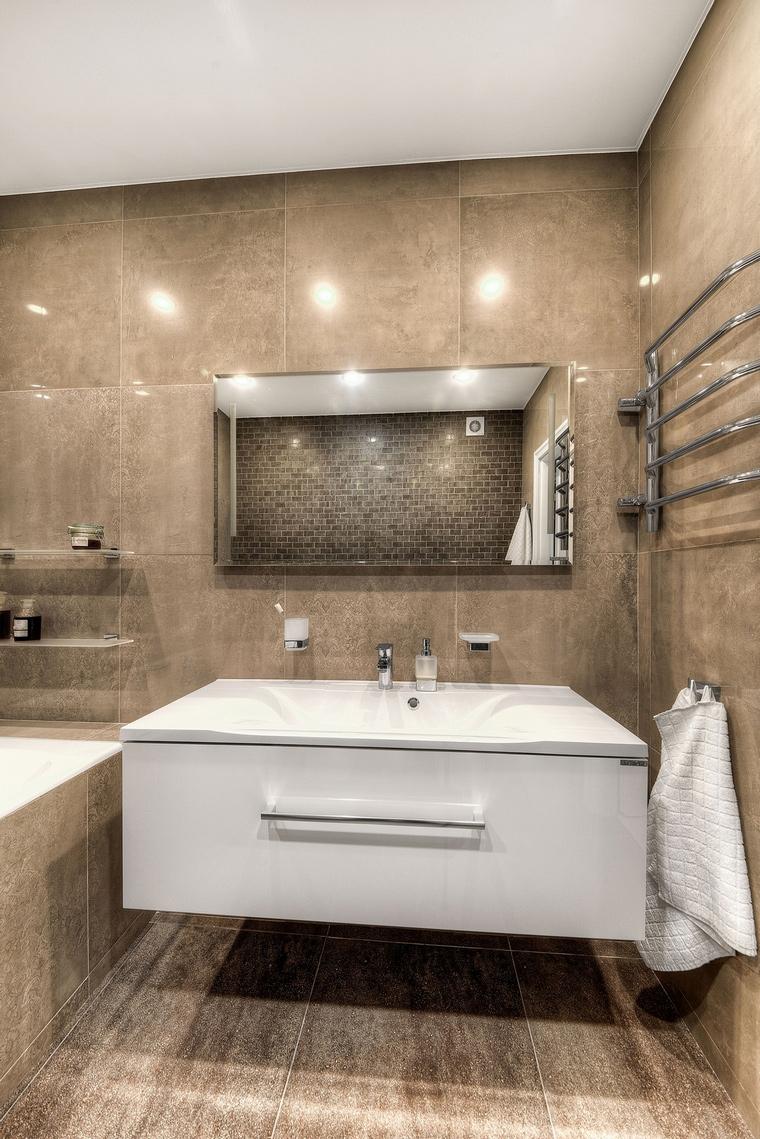 интерьер ванной - фото № 63478