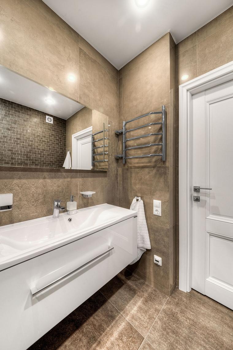 интерьер ванной - фото № 63479