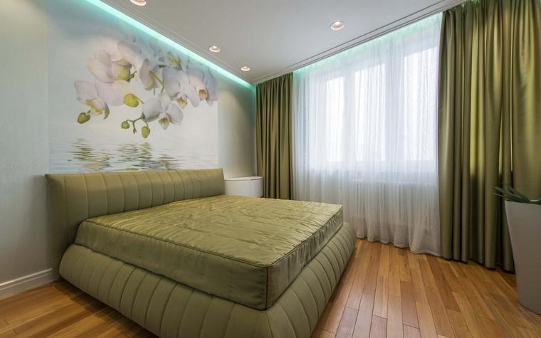Фото № 63493 спальня  Квартира