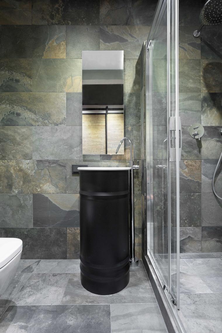 Фото № 63522 ванная  Квартира