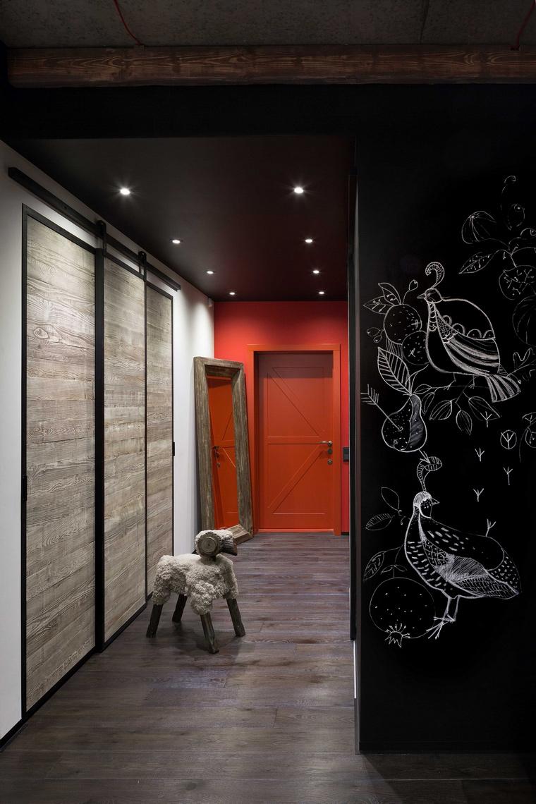 Квартира. холл из проекта , фото №63524