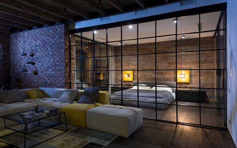 Фото № 63509 гостиная  Квартира