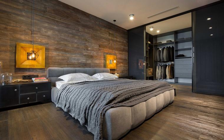Фото № 63514 спальня  Квартира