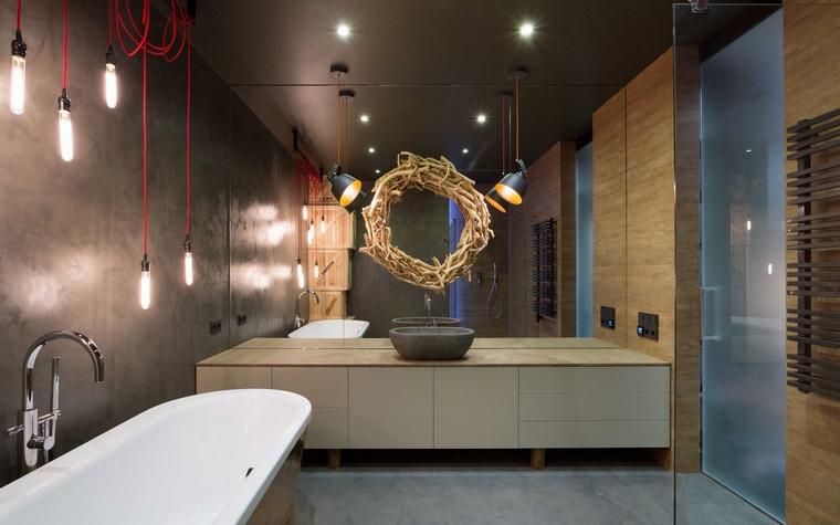 Фото № 63520 ванная  Квартира