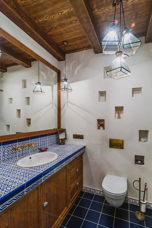 Фото № 63534 ванная  Квартира