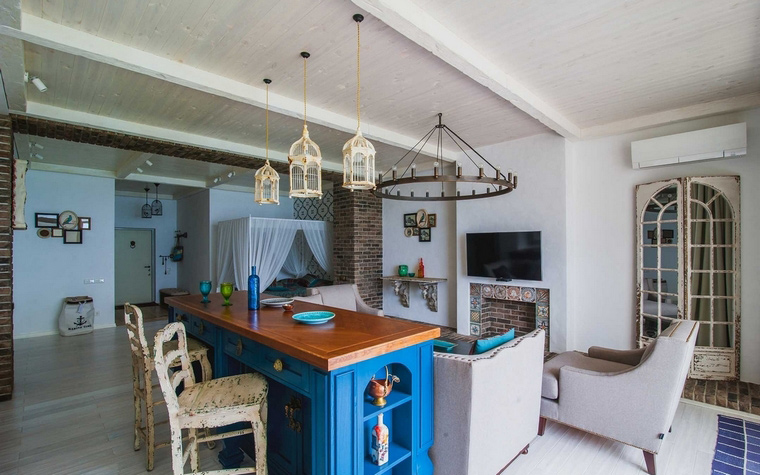 интерьер кухни - фото № 63530