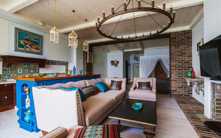 Квартира. гостиная из проекта , фото №63526
