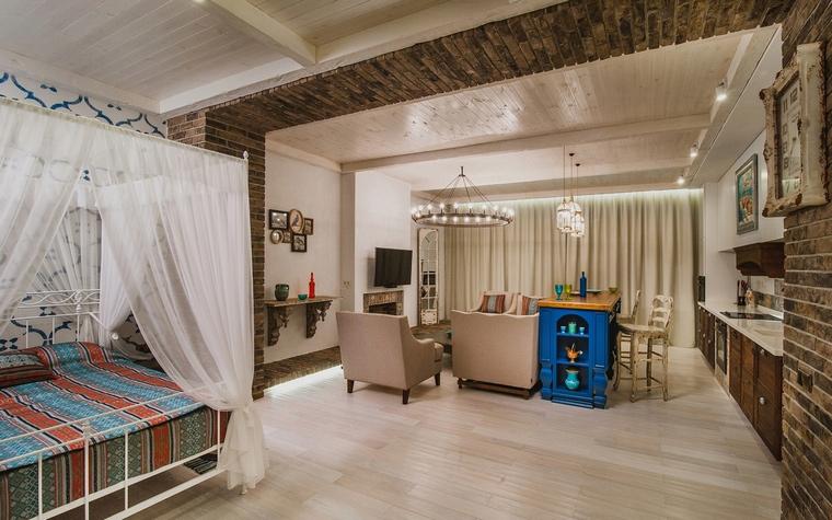 Квартира. гостиная из проекта , фото №63527