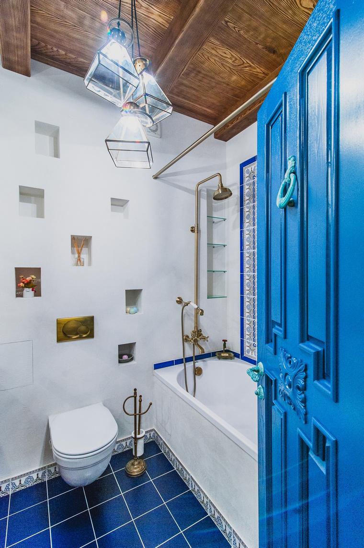 Фото № 63533 ванная  Квартира