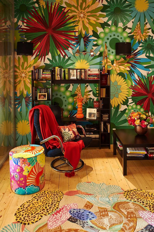 интерьер гостиной - фото № 63558
