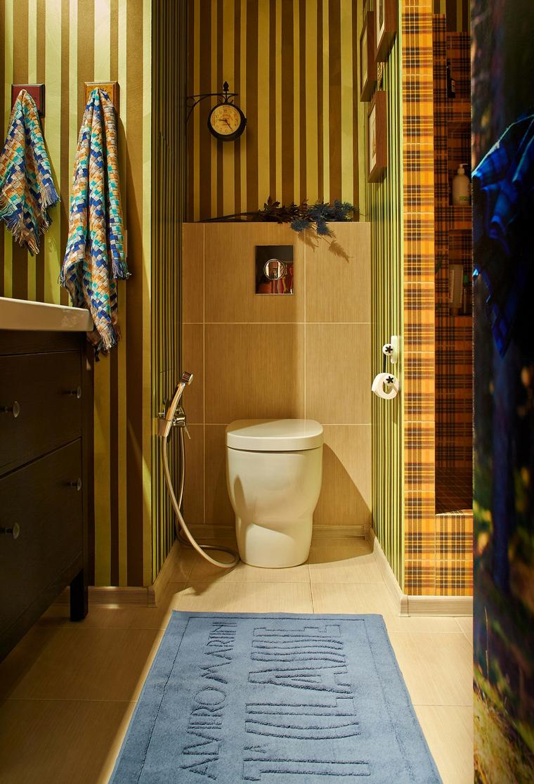 интерьер ванной - фото № 63565