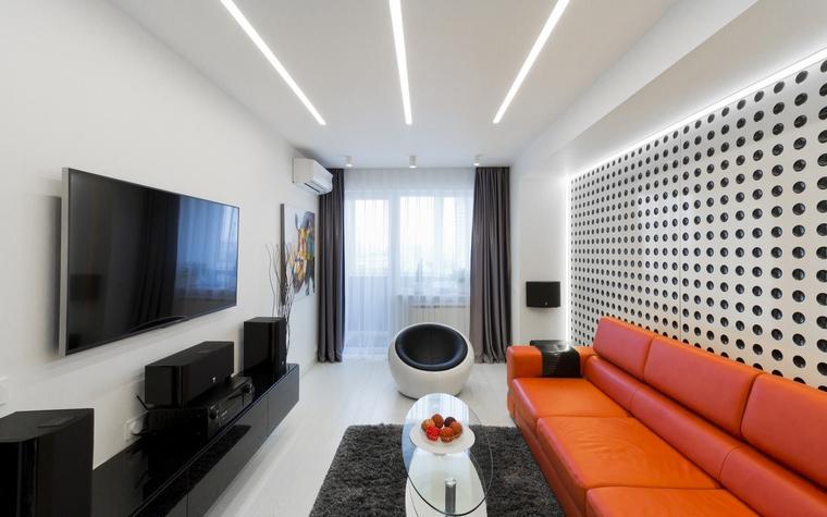 интерьер гостиной - фото № 63574