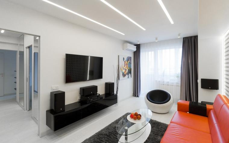 интерьер гостиной - фото № 63575