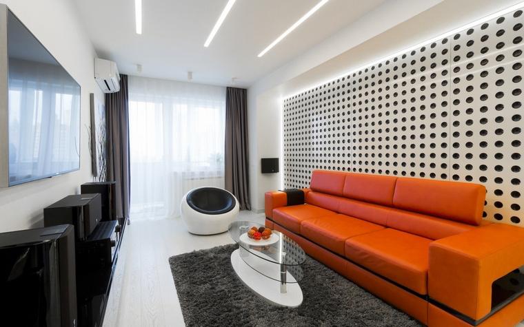 интерьер гостиной - фото № 63573