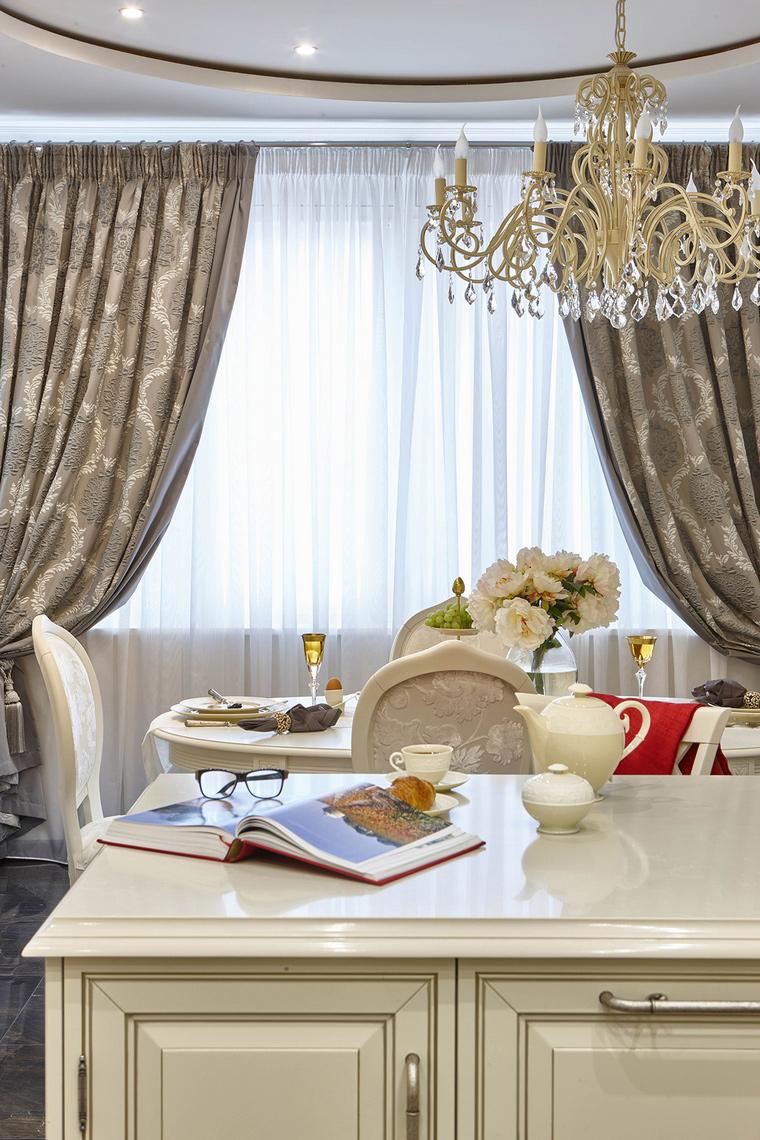 интерьер столовой - фото № 63736
