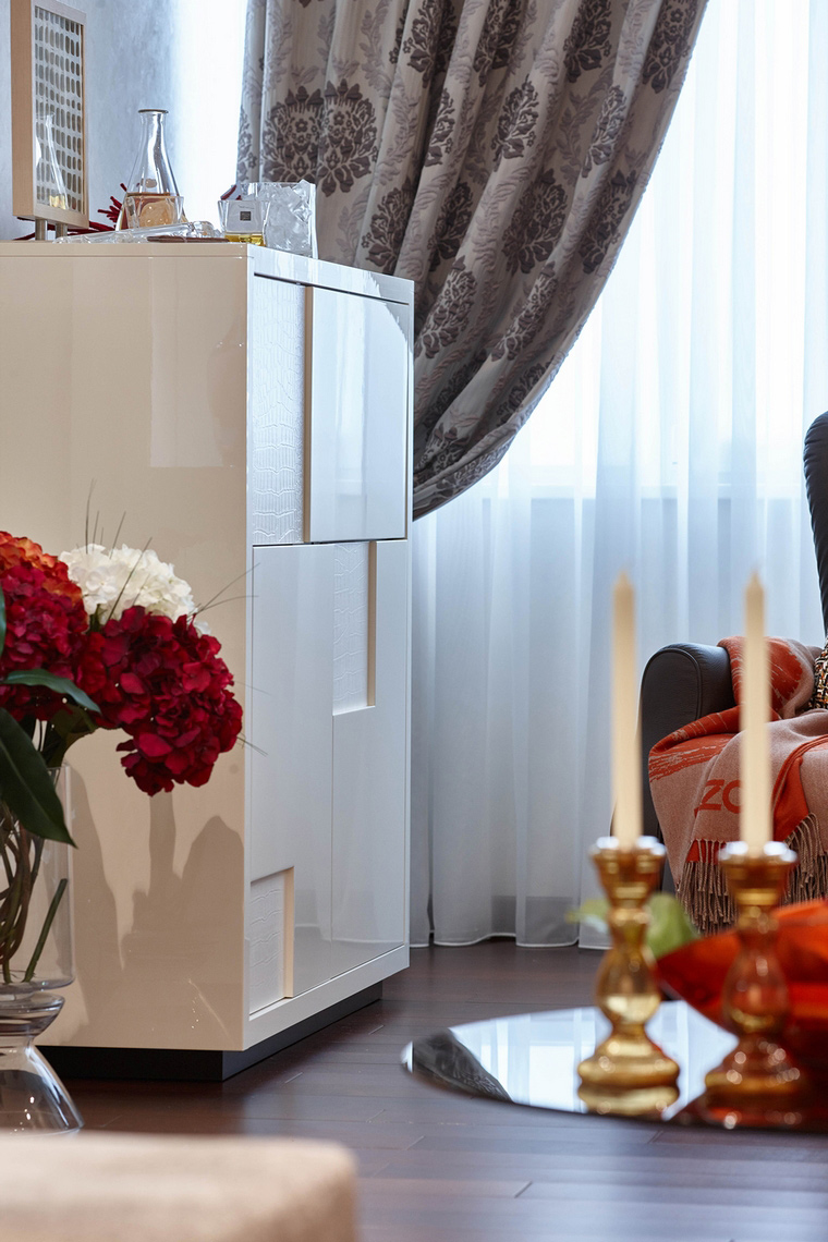 интерьер гостиной - фото № 63735